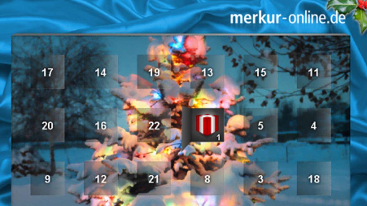 merkur adventskalender online