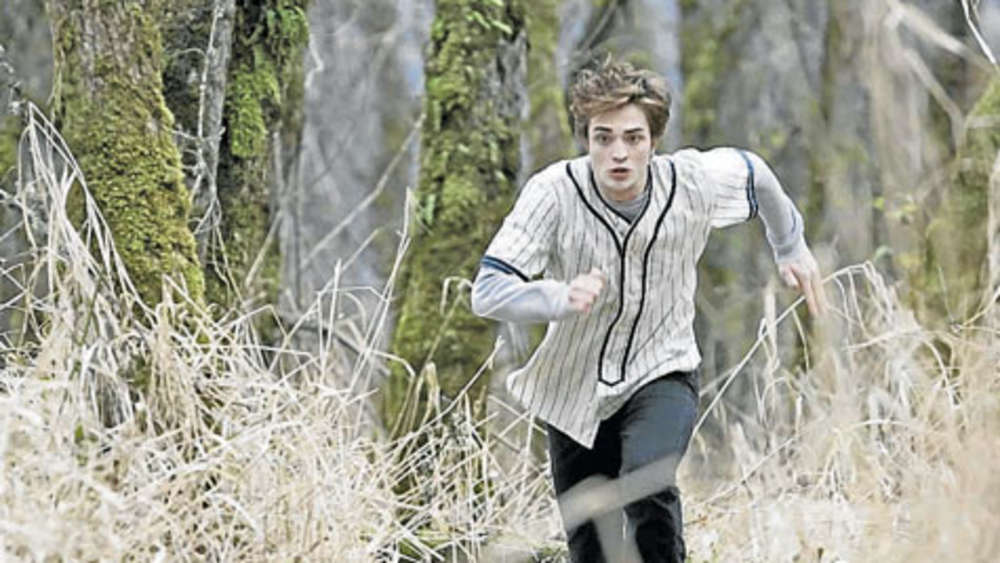 Lebt von Tierblut: Edward (Robert Pattinson).