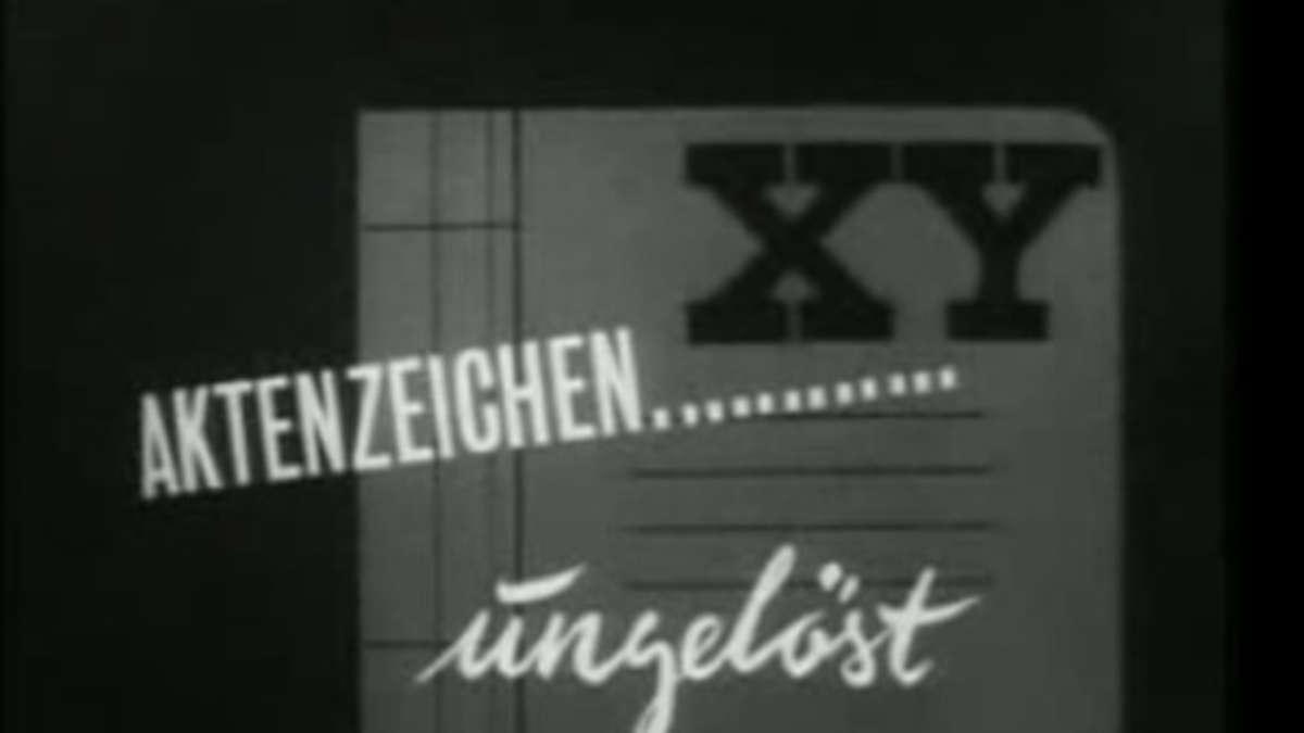 Eduard zimmermann vom aktenzeichen xy ungel st feiert for Zimmermann verbindung