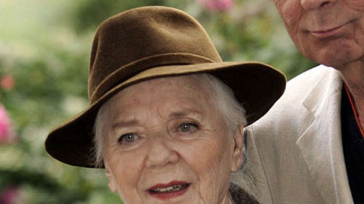 Ruth Drexel Ruth Drexel Stiller Tod mit 78 Jahren Boulevard