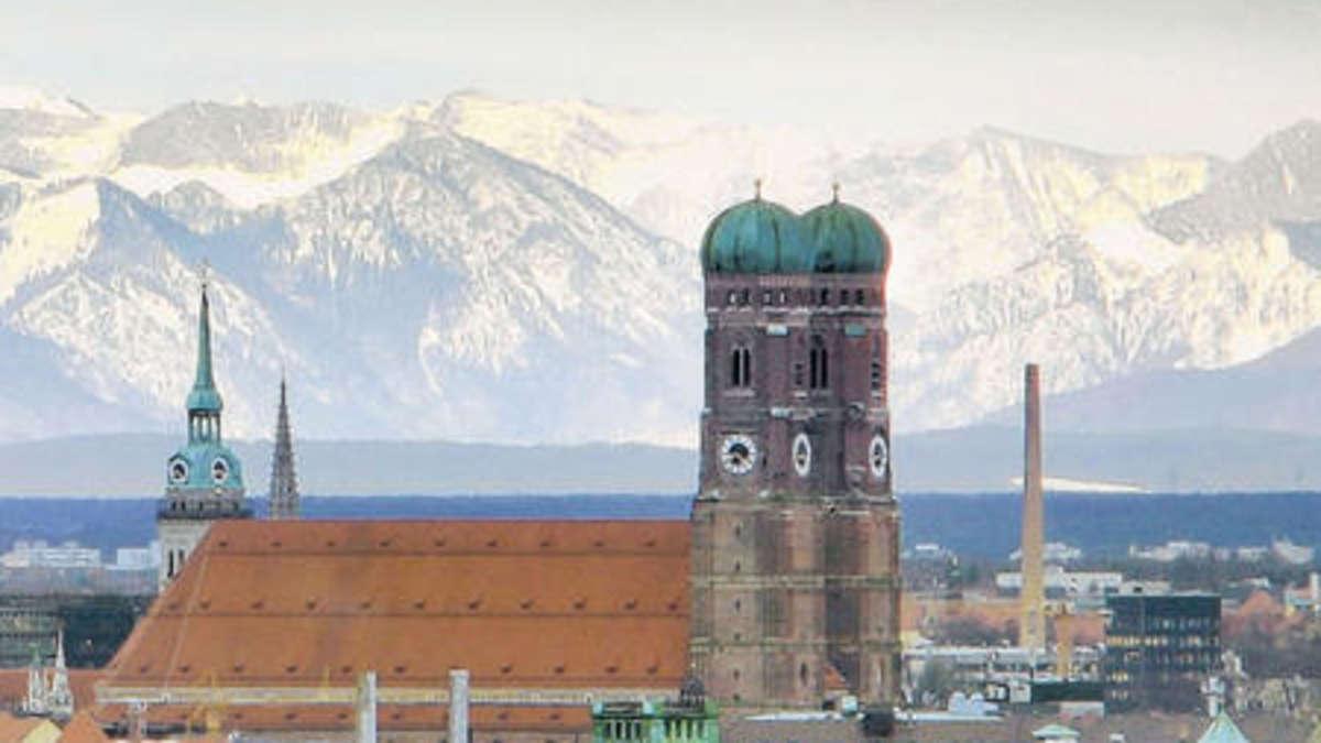 M 252 Nchen Eis Garmisch Schnee Politik