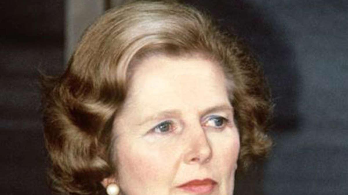 Margaret Thatcher's daughter Carol's 4.5m revenge on Recent pictures of margaret thatcher