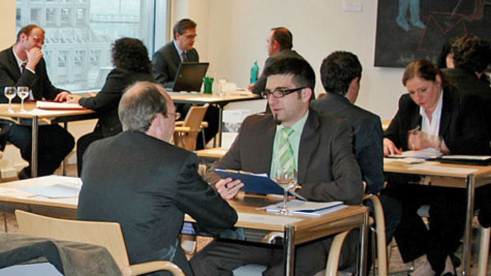 Job speed dating erfahrungen