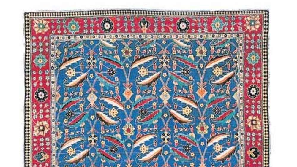 Streit um den teuersten Teppich der Welt  Lkr Starnberg