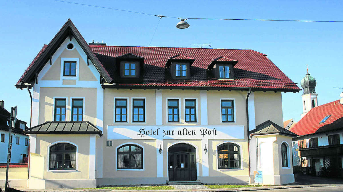 Moorenweis Hotel Alte Post
