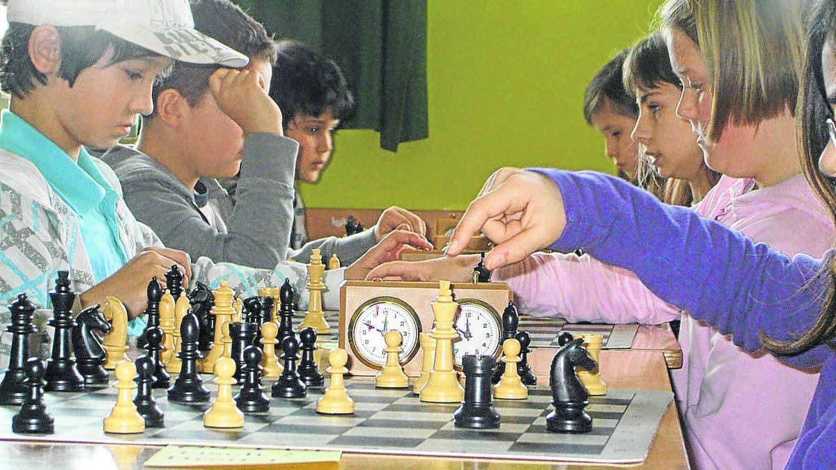 schach gewinnen