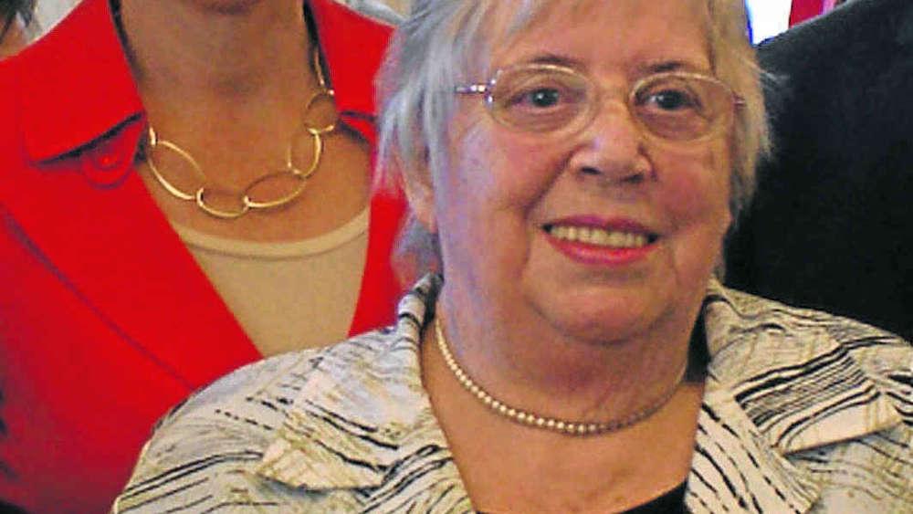 <b>Rita Wagner</b> erhält Bayerische Staatsmedaille - 1401525552-6470550_536-3mNG