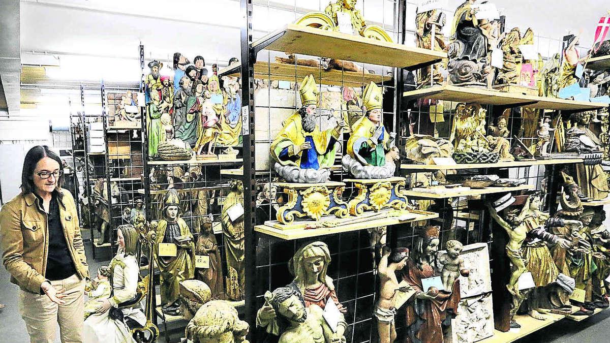 Das Di Zesanmuseum Heimat F R Einen Heiligen Ohne Nase
