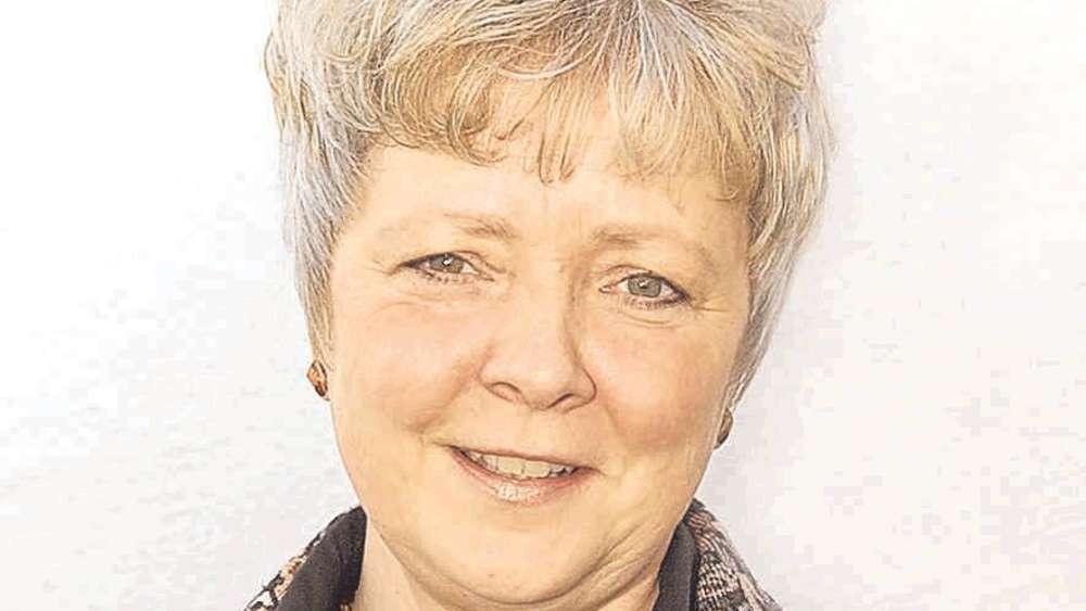 "<b>Petra Stragies</b>, Vorsitzende ""Alzheimer Gesellschaft Pfaffenwinkel"". gis - 1177428853-6420081_530-1xNG"