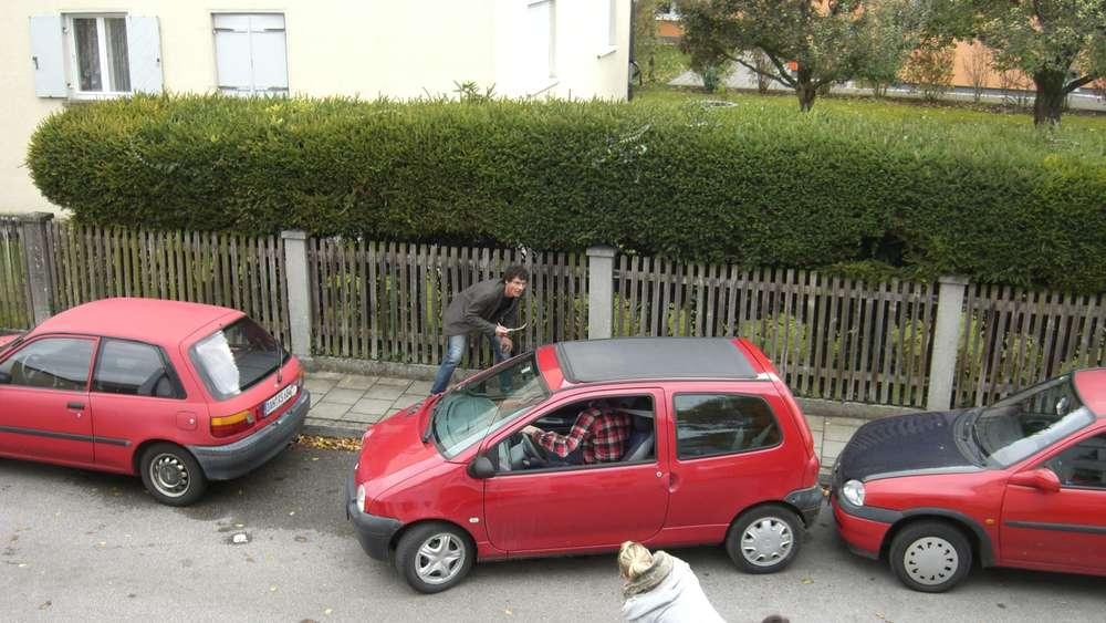 auto einpark spiele