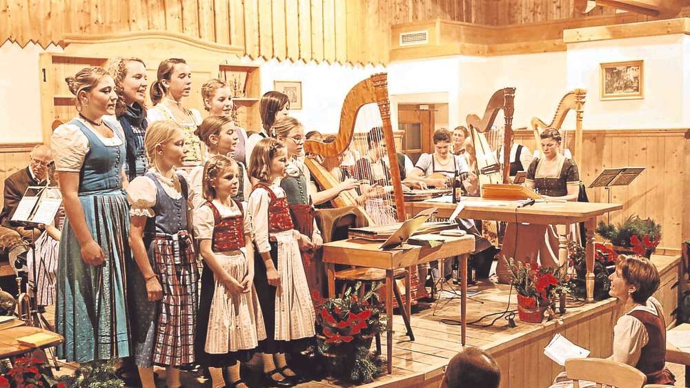 Volksmusik f r notleidende menschen im landkreis for Isar kurier online
