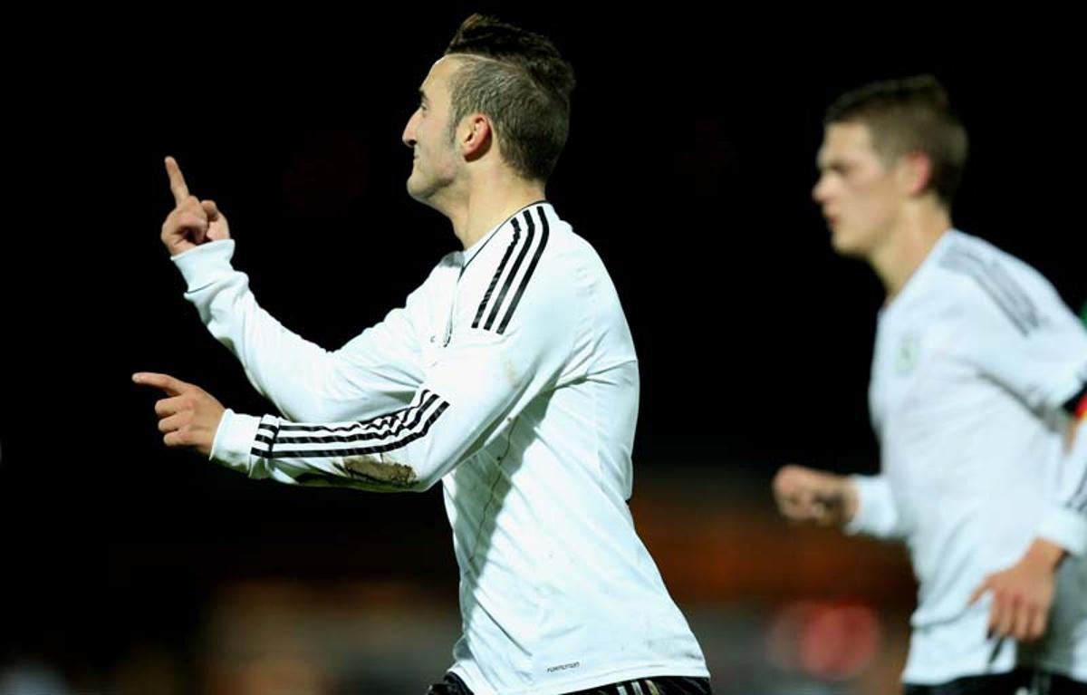 fußball talente deutschland