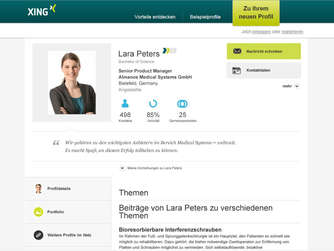 Screenshot: https://profile.xing.com/de/profile/employee