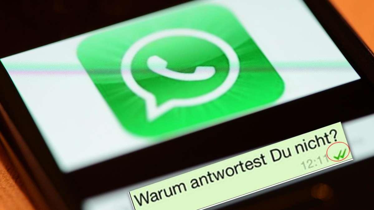 WhatsApp: Was bedeutet der zweite Haken? | Multimedia