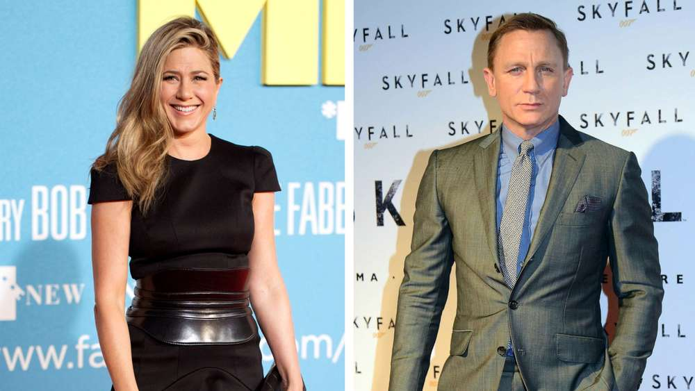 Jennifer Aniston, Daniel Craig