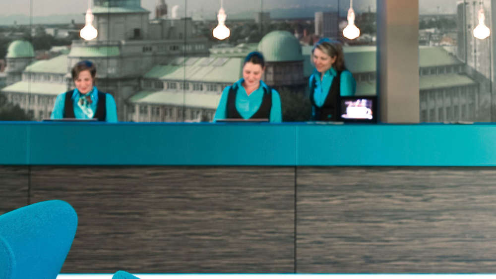 Reception Motel One