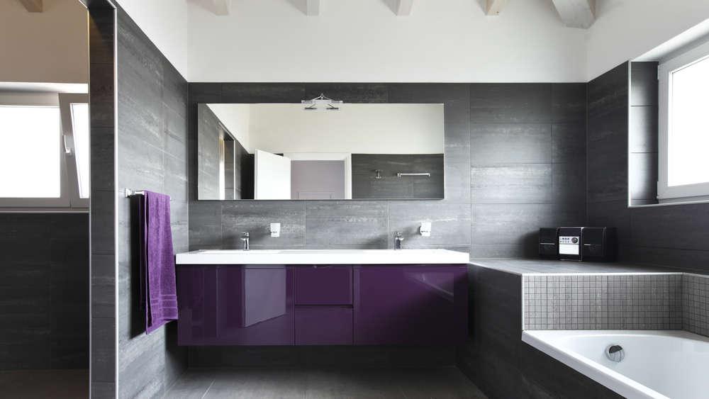 Der badezimmer trend 2014 welt for Badezimmer trends fliesen