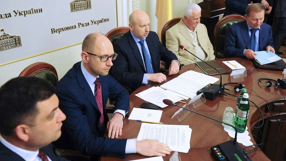 Ukraine Round Table