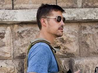 James Foley Irak