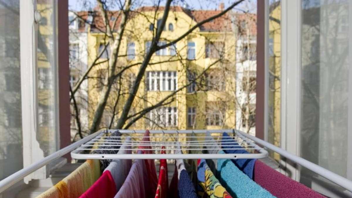 waschmaschine und trockner in der wohnung diese regeln. Black Bedroom Furniture Sets. Home Design Ideas