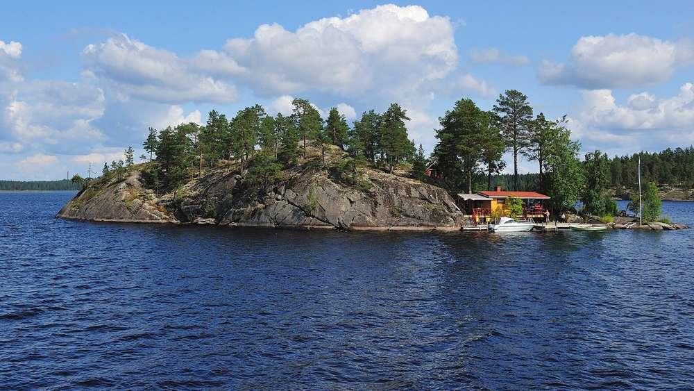 Finnland sommerhaus am see urlaub in finnland reise for Ferien am see
