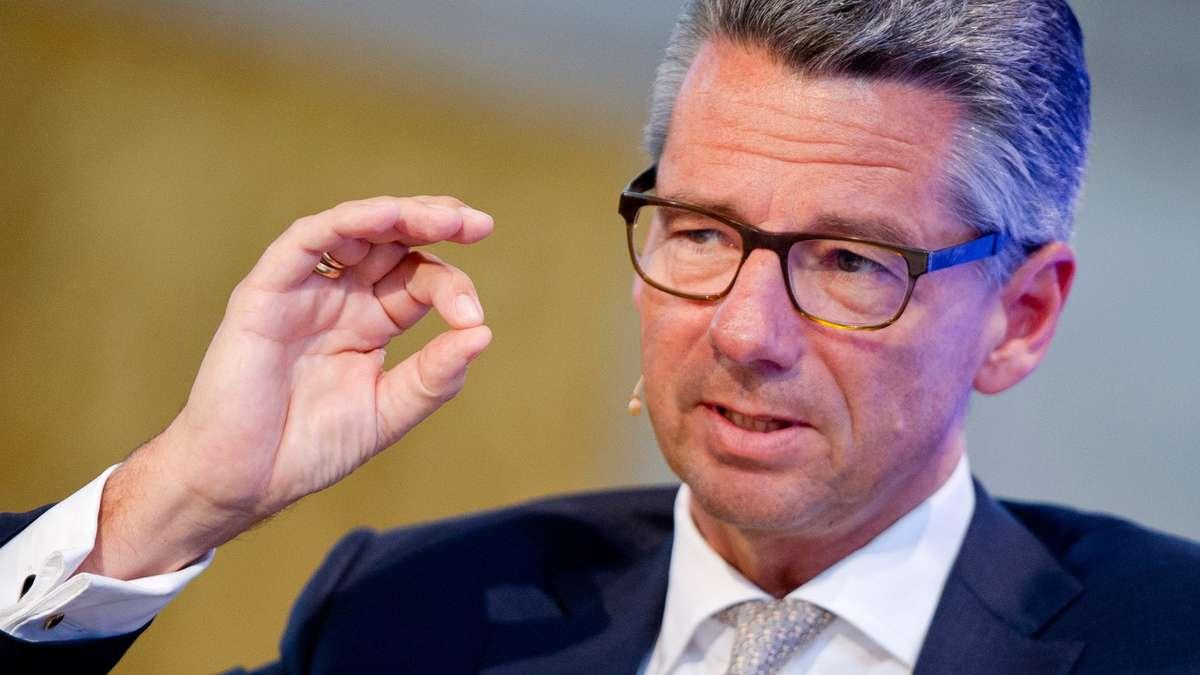"""BDI-Präsident Ulrich Grillo: """"Müssen Einwanderungsland bleiben""""   Wirtschaft"""