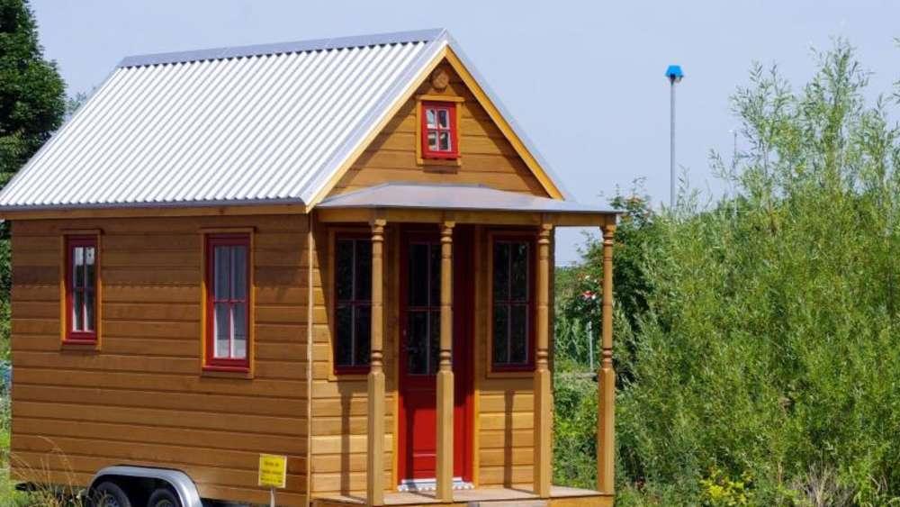 mini h user auf r dern tiny houses trend in deutschland wohnen. Black Bedroom Furniture Sets. Home Design Ideas