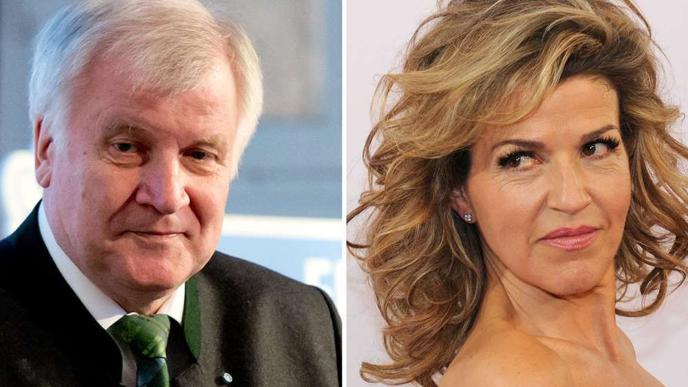 Horst Seehofer, Anne-Sophie Mutter