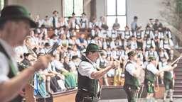 Das Musikalische Aush Ngeschild Des Dekanats Weilheim