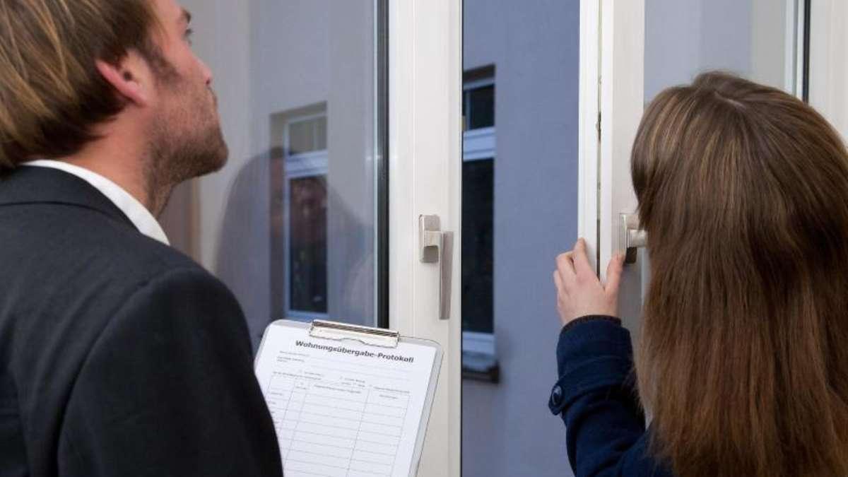 Vermietete Wohnung Steuer