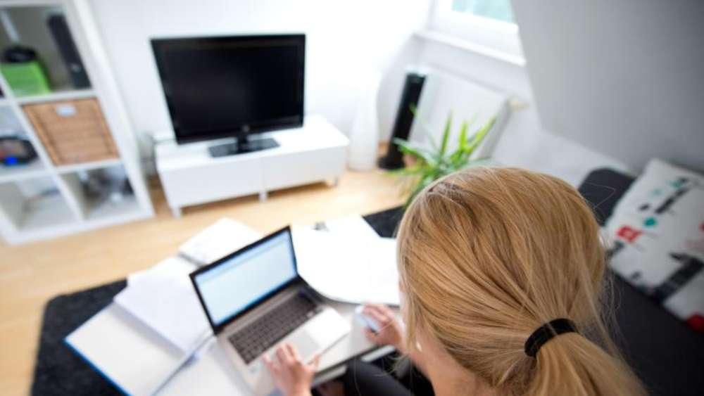 Arbeit im Home Office ist Verhandlungssache mit dem Chef | Karriere