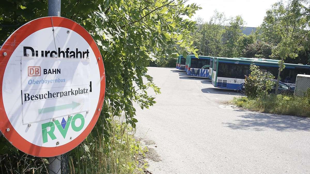 Busstreik legt den landkreis lahm geretsried wolfratshausen for Depot schongau