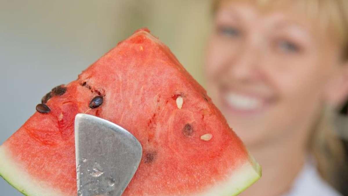 Wassermelonen s er snack mit wenig zucker genuss for Leben mit wenig besitz
