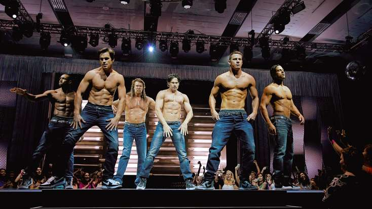 Magic Mike XXL: Fortsetzung des Stripper-Kinofilms mit Channing Tatum