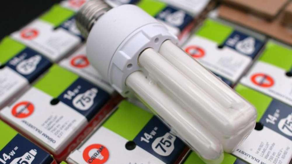Energiesparlampen nichts f r den hausm ll wohnen for Lampen quecksilber