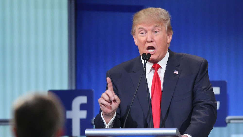 donald trump: diese sprüche haute er in der republikaner-debatte