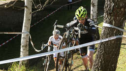 Radsport: König Ludwig Cross-Cup in Oberammergau