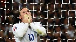 Rooney-Frage nach Englands perfekter EM-Quali
