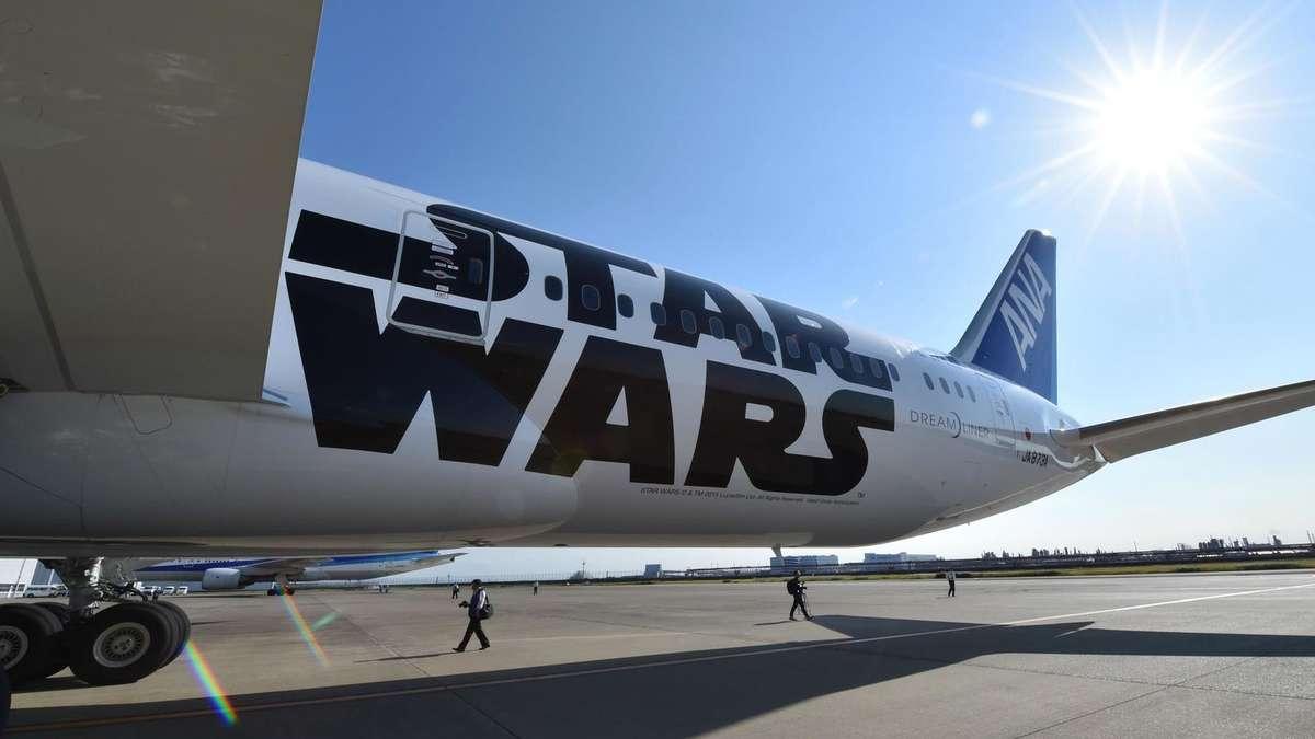 star wars flugzeug