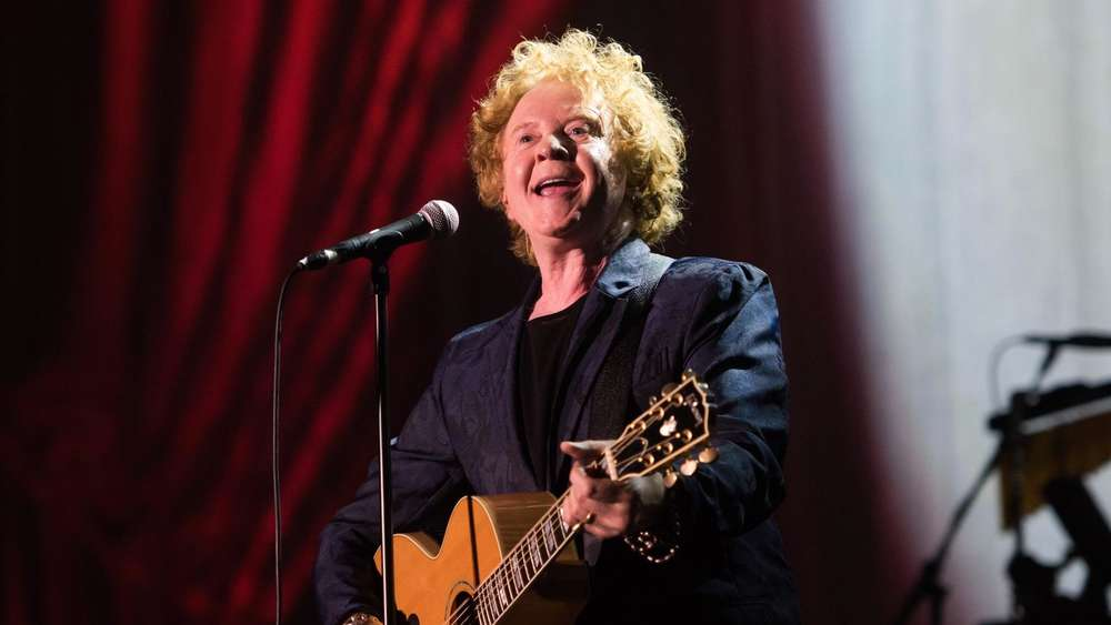Mick Hucknall Simply Red Olympiahalle