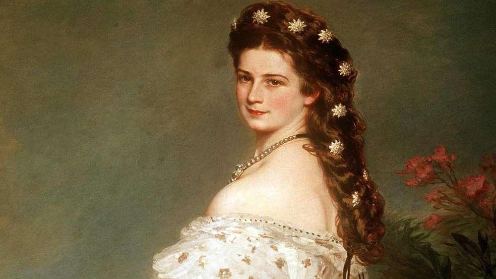 Kaiserin Elisabeth, Sisi genannt.