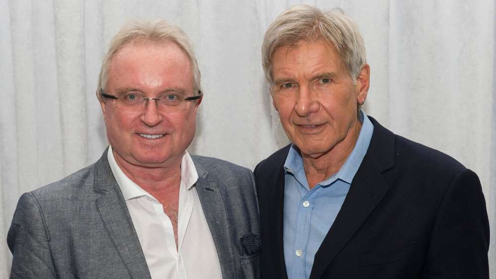 Harrison Ford Dierk Sindermann