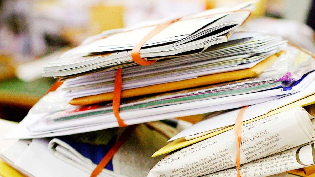 Bilder Für Briefe : Briefträger zerreißt brief zwei jahre gefängnis welt