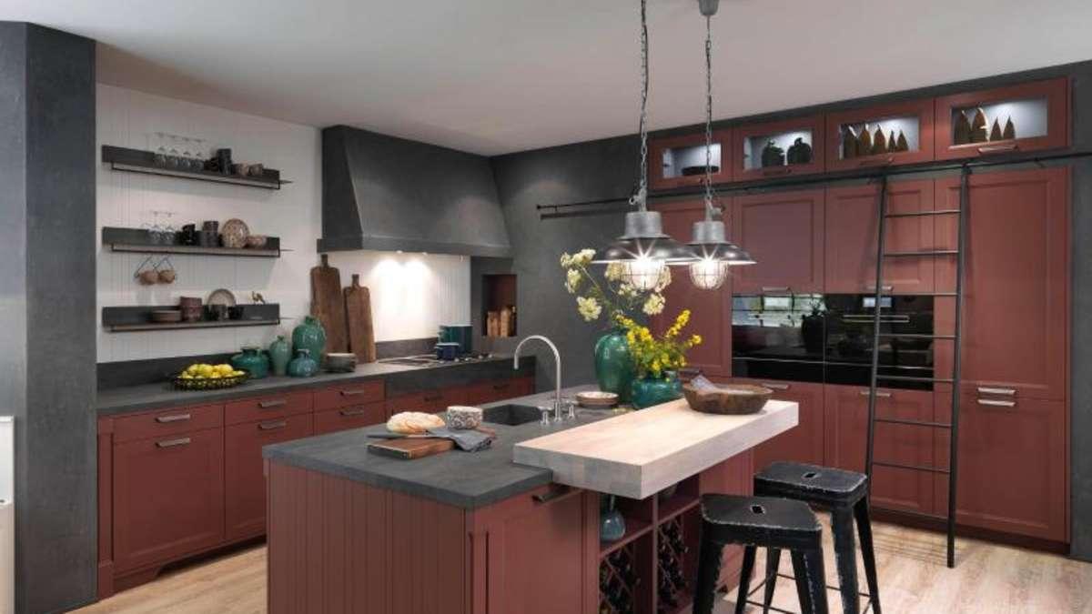 kochen und plauschen sitzpl tze in die k che integrieren. Black Bedroom Furniture Sets. Home Design Ideas
