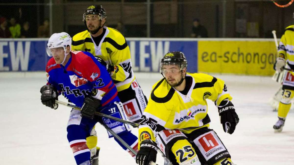 eishockey landesliga bayern