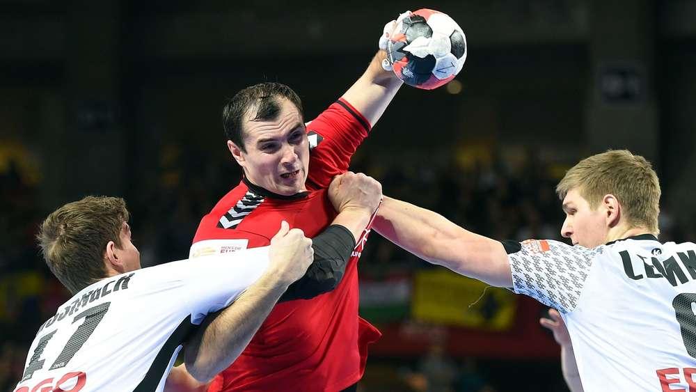 handball deutschland gegen russland