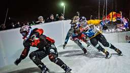 So war Red Bull Crashed Ice in Finnland