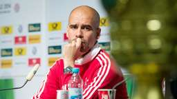 Guardiola-PK im Ticker: