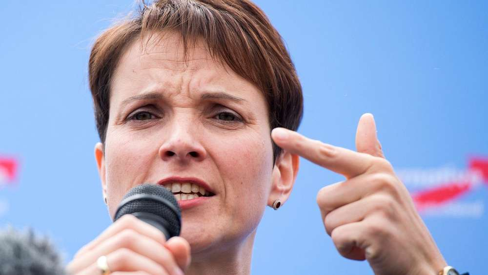 Frauke Petry, Augsburg