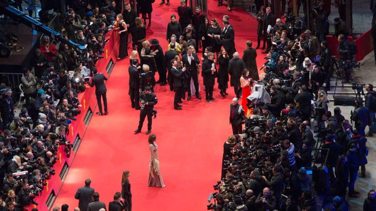 Berlinale 2016 Eröffnung des internationalen Filmpreises